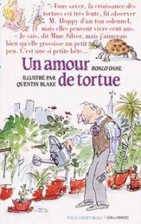 Un amour de tortue de Roald Dahl